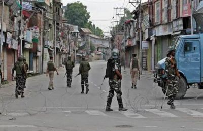 Major success of security forces in Jammu and Kashmir, three dreaded terrorists killed in encounter