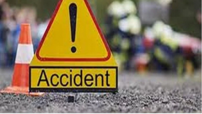 Madhya Pradesh: Speeding Car rams into a parked truck, two killed