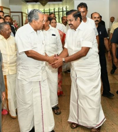 Parambikulam Aliyar Treaty dispute: Meeting between CM of Kerala and Tamil Nadu