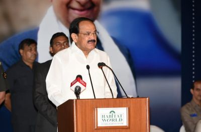 Vice President Venkaiah Naidu gave this advice to the government for speedy justice