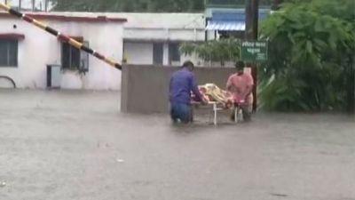 बिहार के 15 जिलों में बारिश को लेकर रेड अलर्ट जारी, दो दिनों तक स्कूल बंद