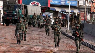 Anti-terrorism campaign intensified in Jammu and Kashmir, here's the reason