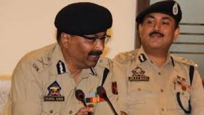 Jammu and Kashmir DGP claims this to end terrorism