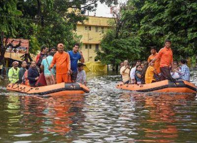बाढ़ से पानी-पानी, बिहार की राजधानी, अब तक 24 लोगों की मौत