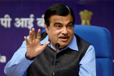 Nitin Gadkari is going to give big gifts to the people of Delhi and UP today
