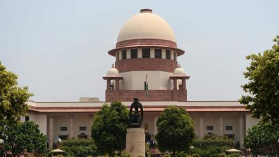 The Supreme Court will hear today against the restrictions in Kashmir