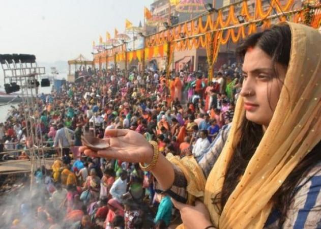 Ganga snan 2071 - YouTube