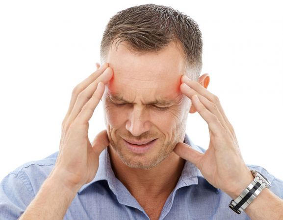 Migraine can cause sexual problems