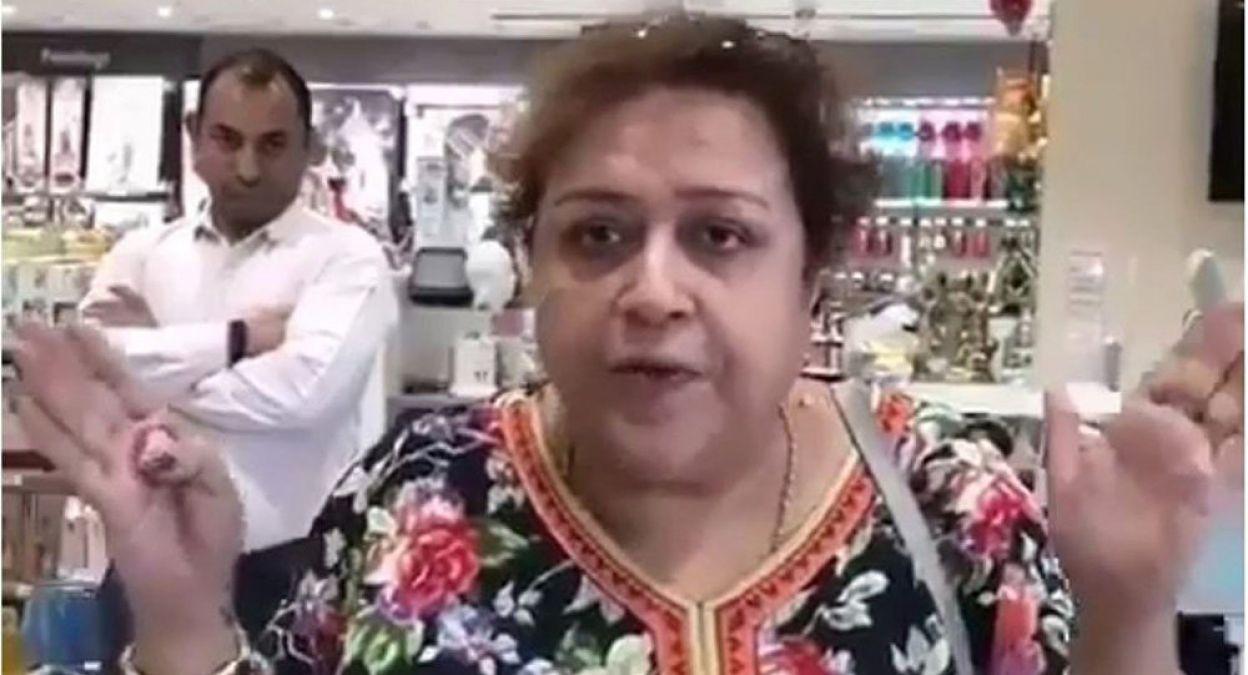 Delhi aunty who asked men to rape women wearing short dresses says sorry