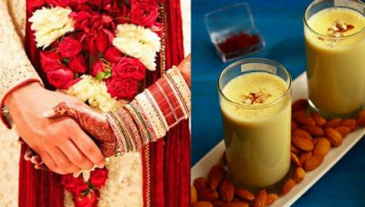 Know? Why Indian couples are served milk on their first night