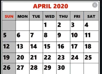 Calender: Know which festivals are going to be held in April month