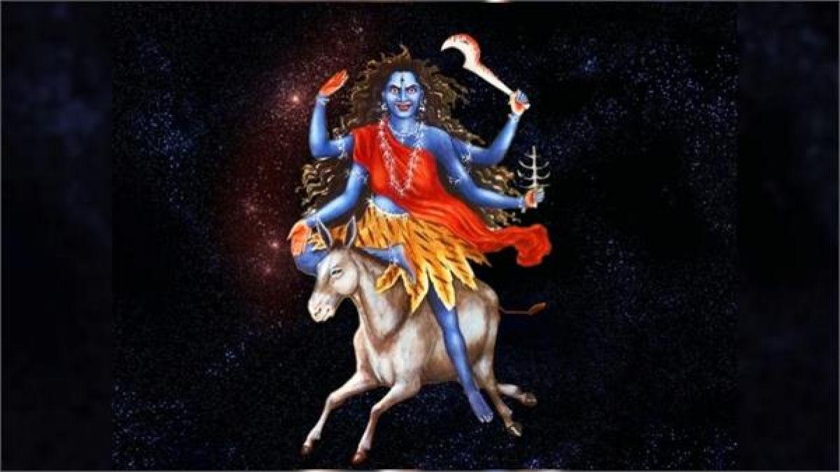 आज है नवरात्रि का सांतवा दिन, करें मां दुर्गा के कालरात्रि रूप की पूजा