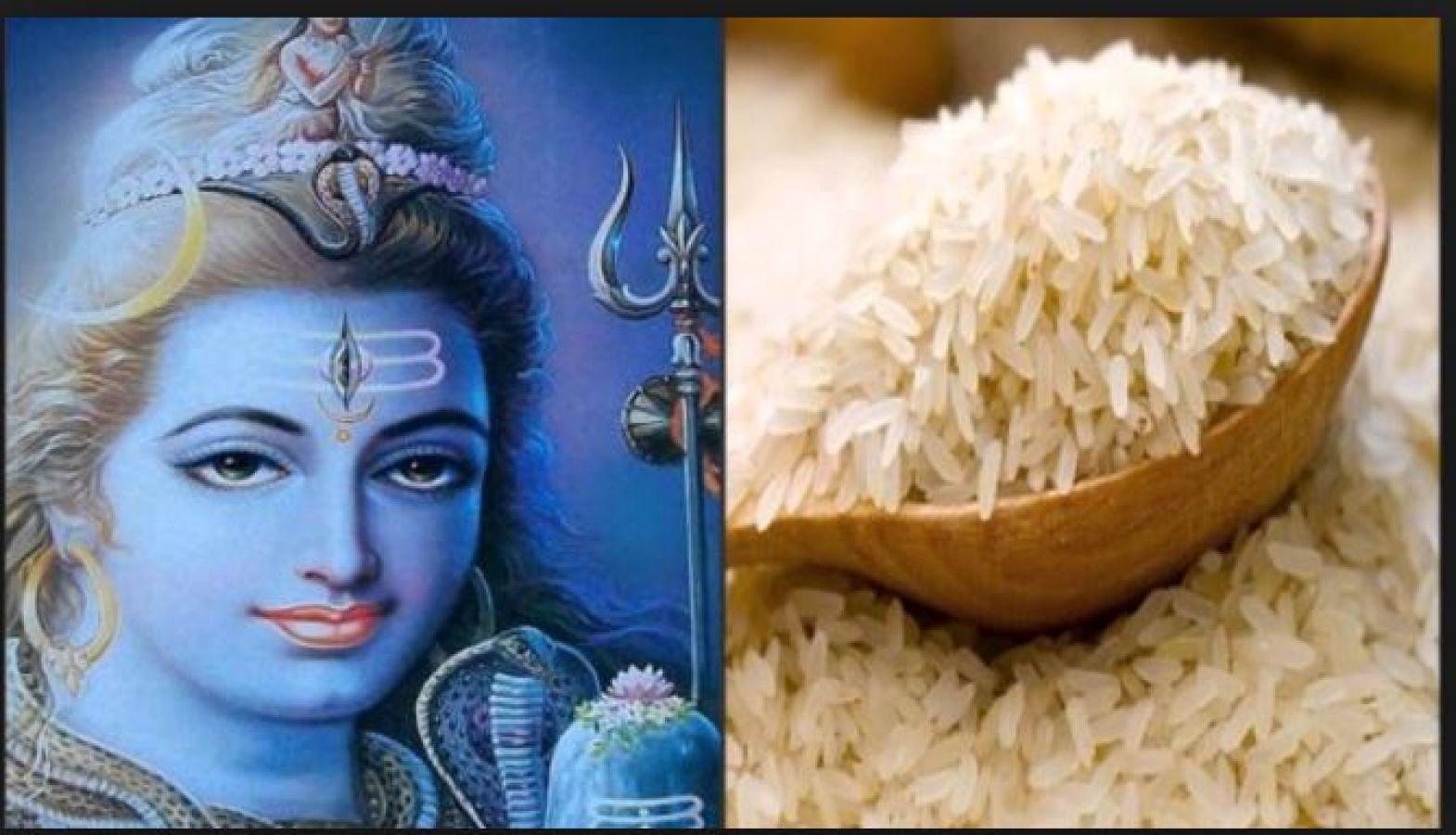 भगवान मंदिर में चढ़ा दें चावल के इतने दाने, हो जाएंगे मालामाल