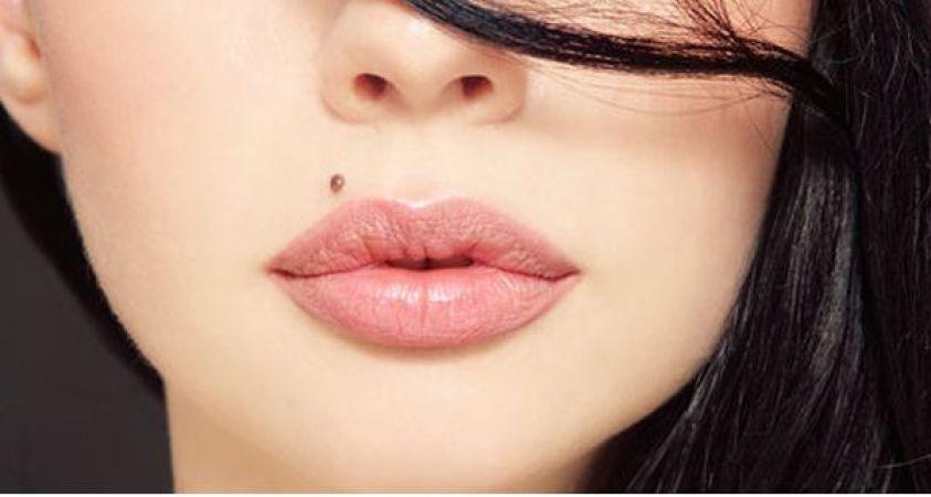 अगर आपको भी होंठ के आस-पास तिल तो ये खबर आपके लिए है