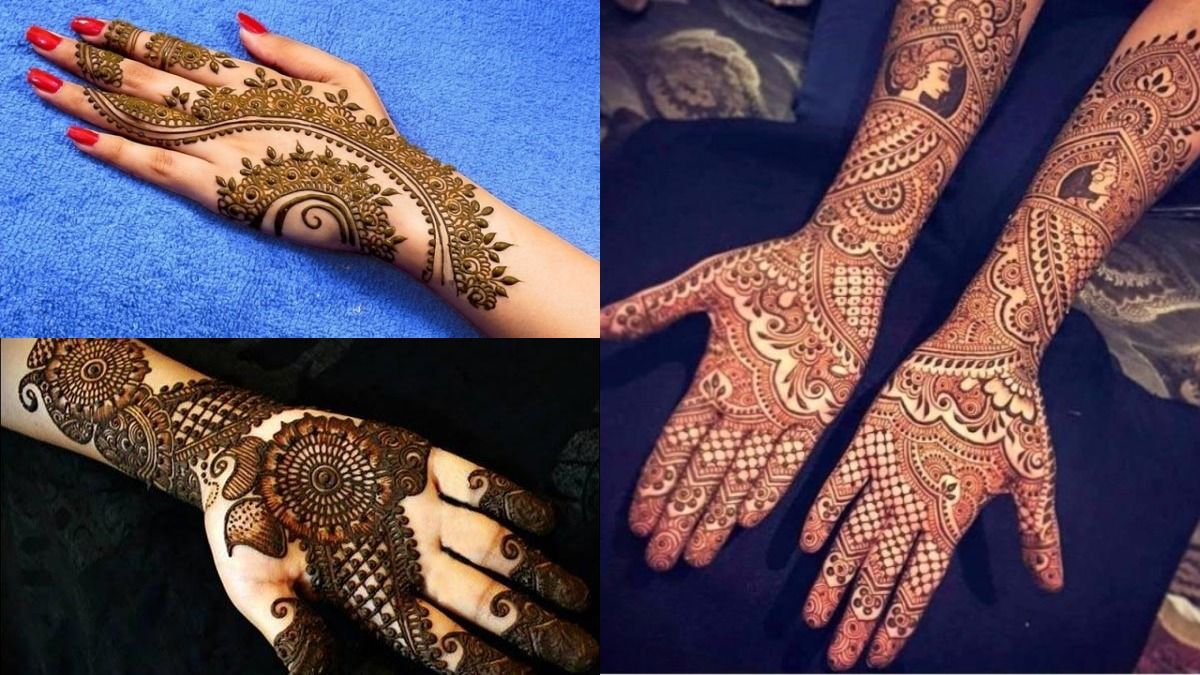 Because of this reason, in the month of Sawan, women put Mehendi in hands