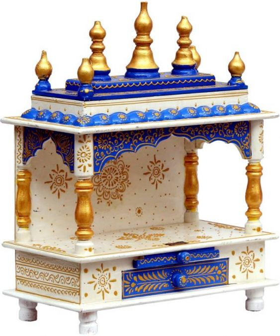 This colour should not be the colour of the temple in your home, change quickly or else...