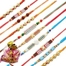 Tie rakhi to your brother as per his name, will get fame and wealth!