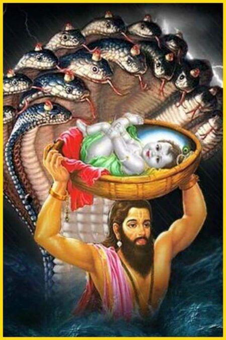 Definitely read on Janmashtami and hear this story related to the birth of Shri Krishna