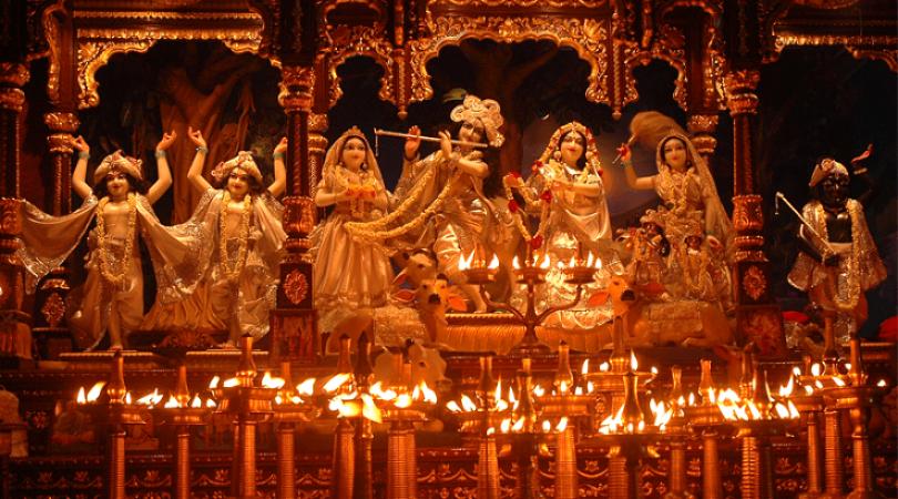 श्री कृष्ण दर्शन के लिए जन्माष्टमी पर इन मंदिरों में उमड़ती है भारी भीड़
