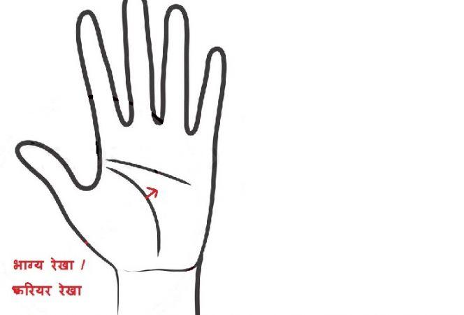 हाथ की ये रेखा जो बताती है सरकारी नौकरी किस्मत में है या नहीं