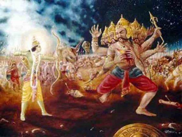 भगवान राम ने यहाँ से आशीर्वाद प्राप्त कर रावण का किया था वध