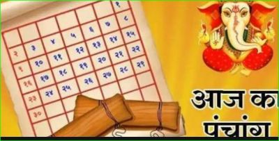 Know here today's auspicious and inauspicious times