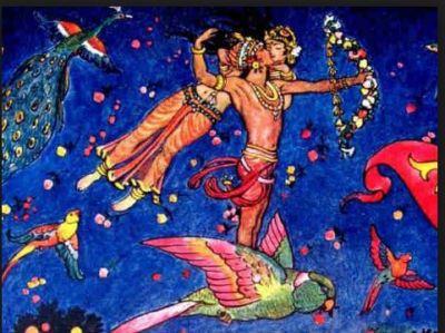 पुरुष और स्त्री के अलावा इन सभी में भी होता है कामदेव का वास