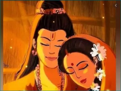 Know tips of happy married life from Lord Ram and Goddess Sita