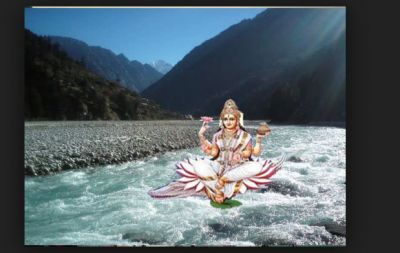 Ganga Dussehra: Must do the Ganga source chant today