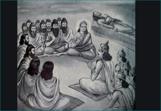 Bhishma Told These 36 Things To Yudhishthira Before Dying Know Here News Track Live Newstrack English 1