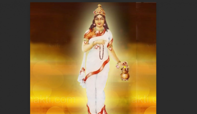 In this way worship Goddess  Brahmacharini on second day of Navratri