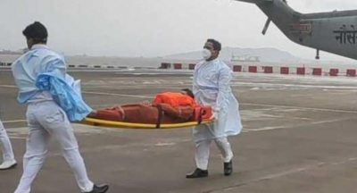Cyclone Tauktae: Case filed against captain of barge P305 that sank off in Arabian sea