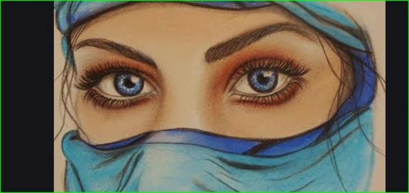 महिलाओं की आँखे बताती हैं उनका चरित्र और भविष्य
