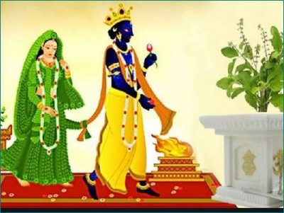 Tulsi Vivah is on 25th November, Know auspicious time