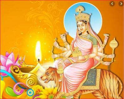 Worship Maa Kushmanda in this way on the third day of Navratri