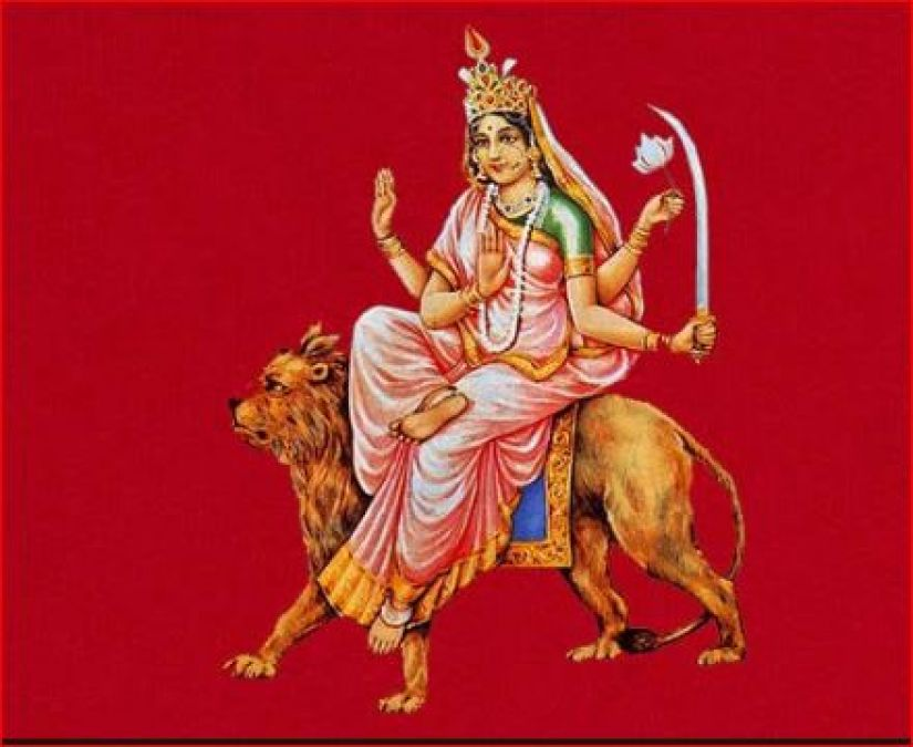 आज है चैत्र नवरात्रि का छठा दिन, पढ़िए माँ कात्यायनी की कथा