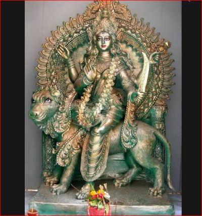 Worship  Maa Katyayani on 6th day of Navratri, know her birth story