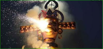 Dussehra will be celebrated on 8 October, know what is the auspicious time and time of this day