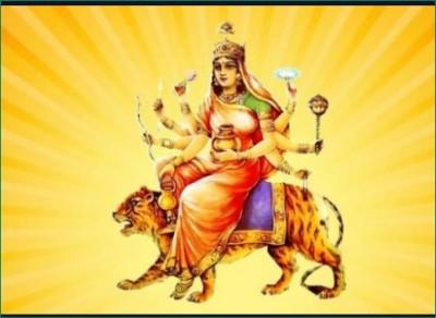 Navratri: Know pooja method and mature of Maa Kushmanda