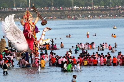 Ganpati immersion is on September 12; know rules and Muhurat