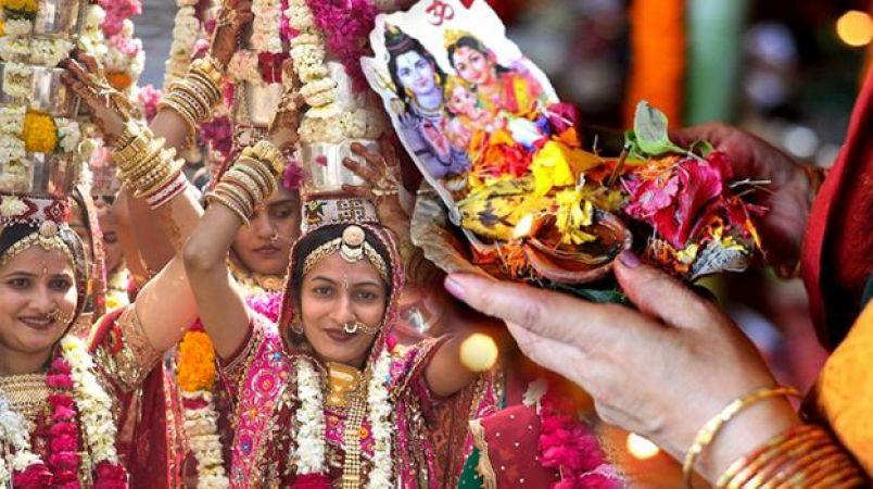हरतालिका तीज 2018 - जानिए कैसे करे मां पार्वती - शिव जी की पूजा