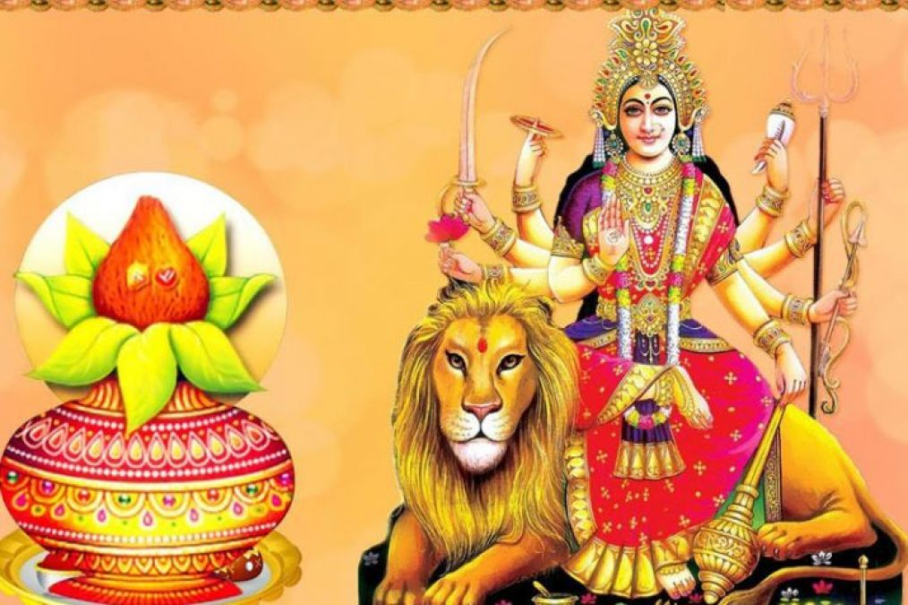 Know here the main dates of Sharadiya Navratri 2019