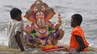 Know all the auspicious time for Ganesh Visarjan here!