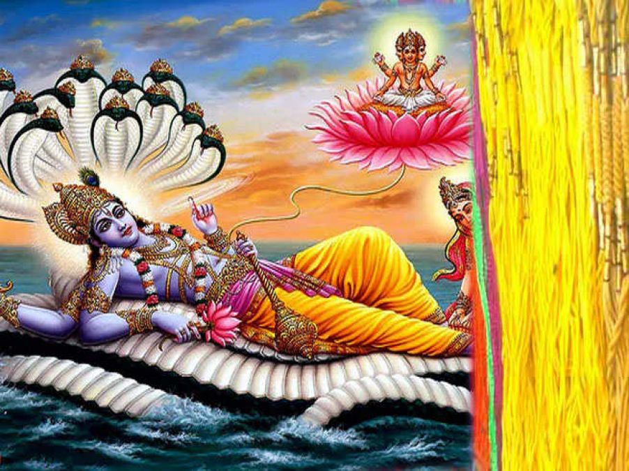 Anant Sutra has 14 knots symbolizing 14 worlds, know how