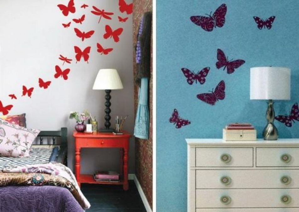 Bring Feng Shui butterflies at home today, will get desired companion