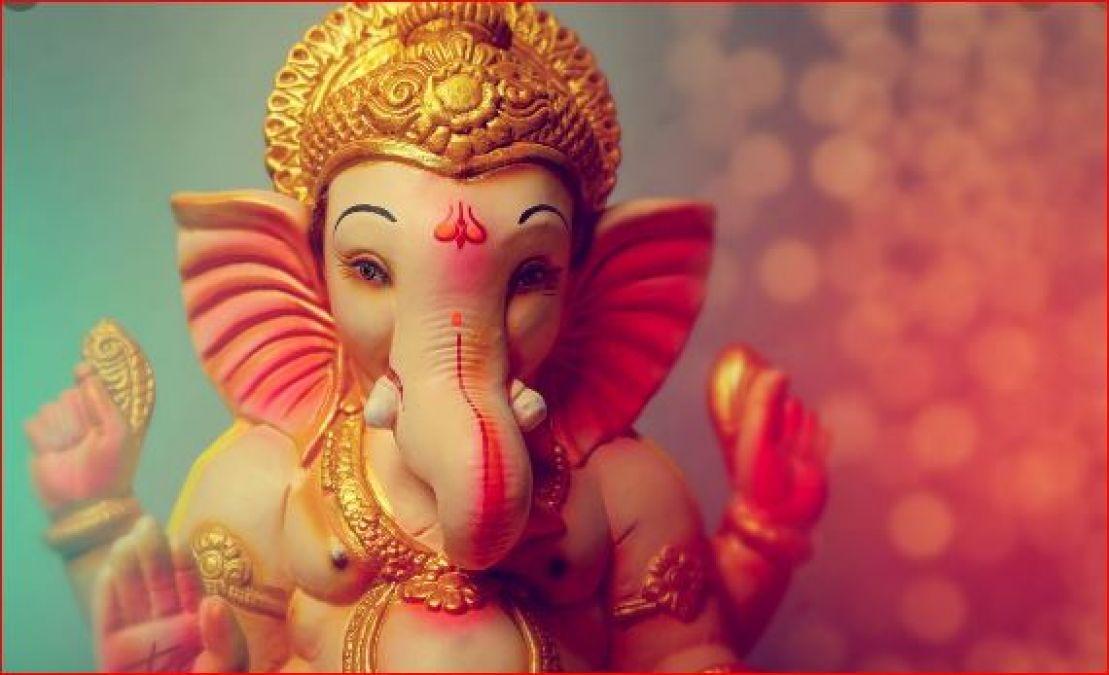 Today is Sankashti Ganesh Chaturthi fast, make Ganesh Ji happy with the recitation of these three verses