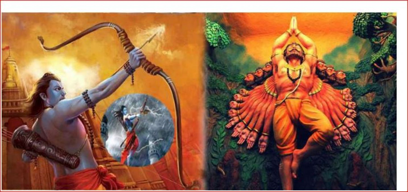 Sharadiya Navratri is celebrated due to Lord Rama; know more!