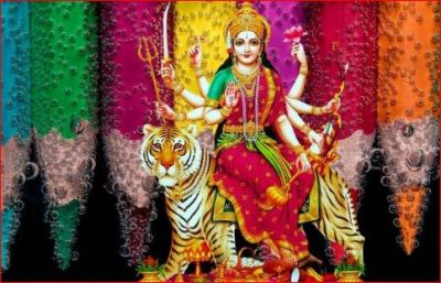 9 coincidences are being made on Sharadiya Navratri, know  here