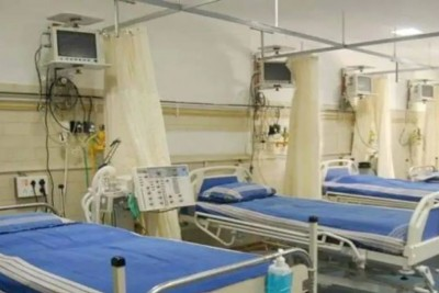 One patient kills another after a dispute over a bed in a hospital
