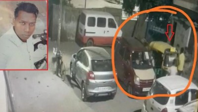Terror of Anar Gang in Delhi, 40 hits of knife on youth in broad daylight